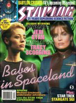 Out of Time featured in April 1996 issue of Starlog